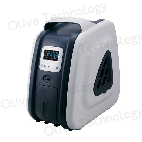 Portable Oxigen Concentrator for Cars with Car Adaptor OLV-A1
