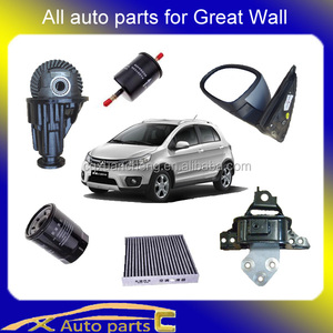 Supply all auto spare parts for Great Wall
