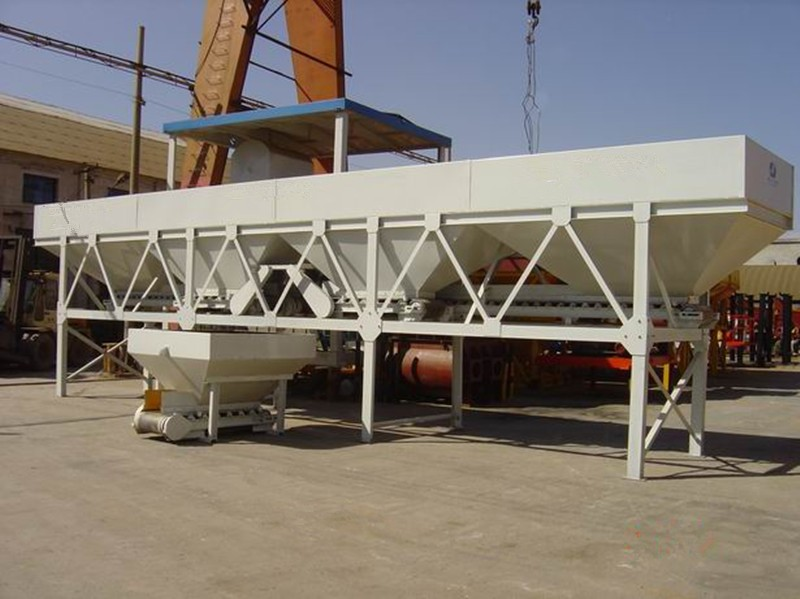 PLD800 concrete batching machine plant