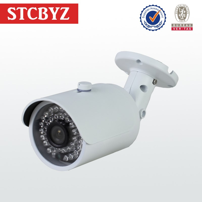 High definition waterproof 1000tvl bullet surveillance cctv security camera