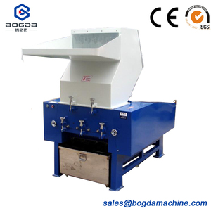 plastic shredder grinder crusher machine/plastic recycling machine plant