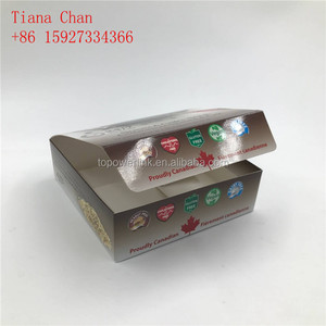 corrugated paper carton display box Wholesale Custom Small Cardboard Paper Printed Corrugated Shelf Retail Counter Display box