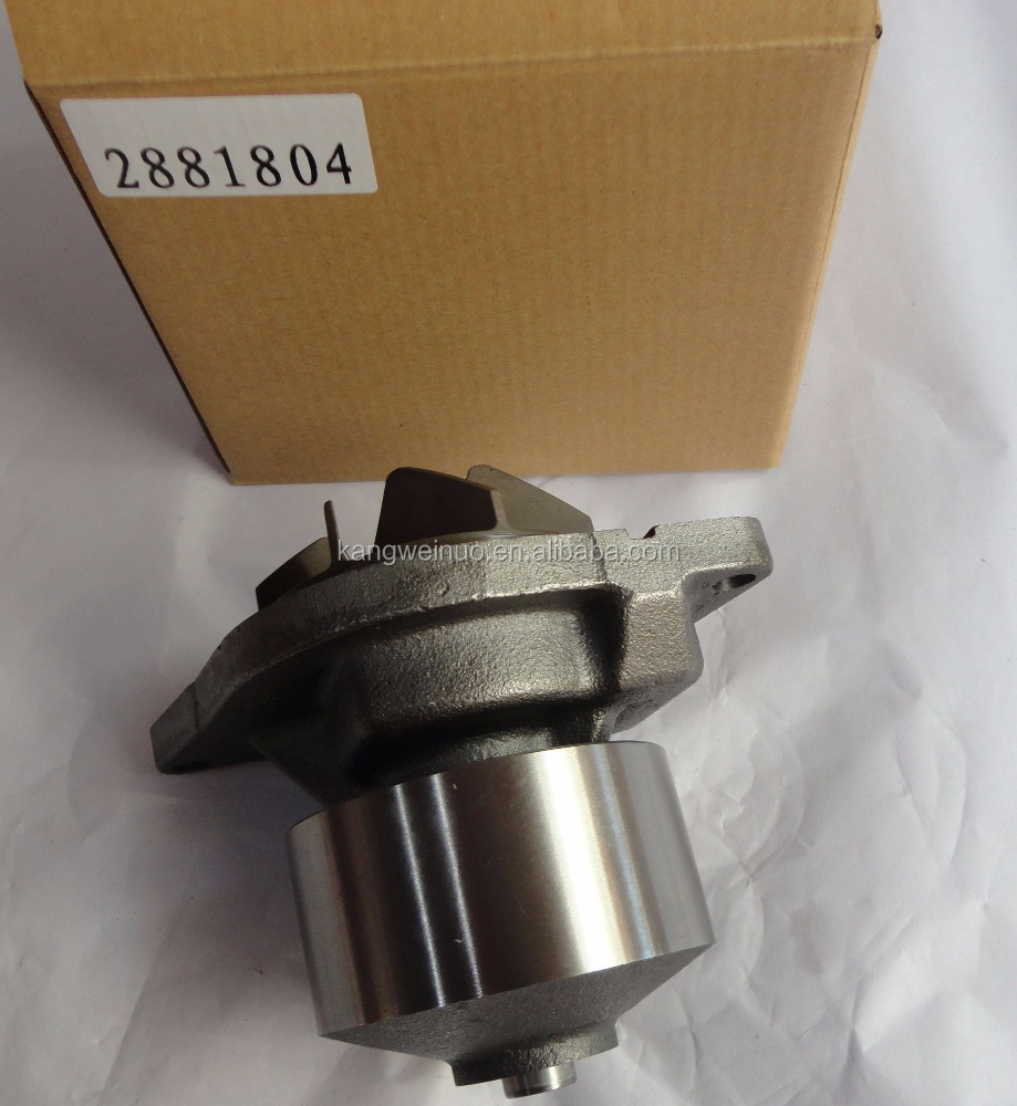 QSB6.7 water pump assembly 2881804