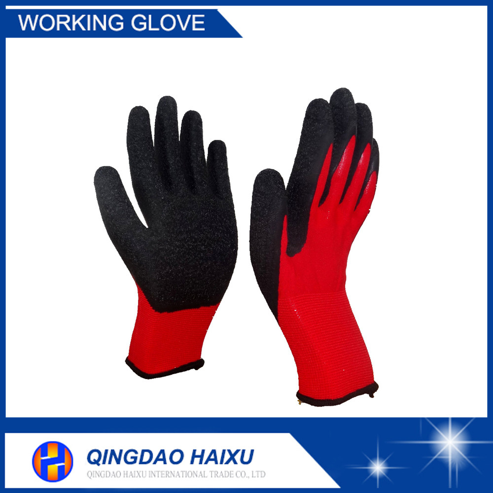 Anti-slip Pvc Dotted Hand Gloves Manufacturers In China