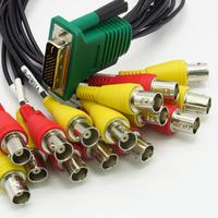 Custom Design Top Quality Video Audio Cable Assembly Parts