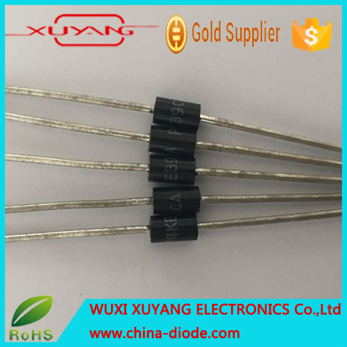 100 pieces Transient Voltage Suppressors 400W 160V 5/% Bi TVS Diodes