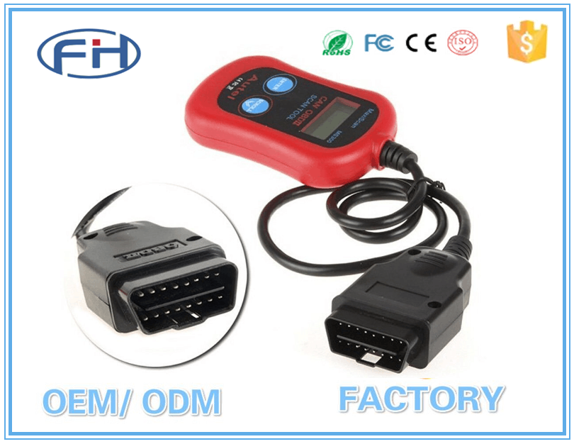 2017 AUTOPPRO MS300 CAN OBDII Scan Tool OBD2 Diagnostic Tools, Diagnostic Machine For All Cars, Code Reader for Car Auto
