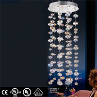 Customized Indoor Hotel Lights Candelabru De Cristal - Buy ...