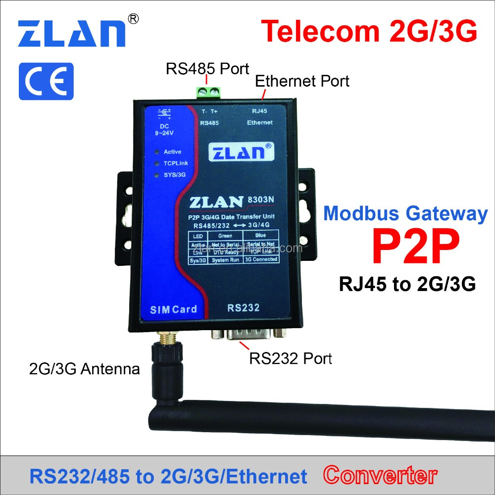Wifi Searial Device Server Rs232/rs485 To Ethernet Wi-fi Converter Server Module Support Tcp Ip Udp P2p Protocol Computer Cables & Connectors