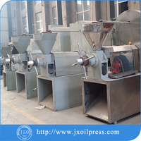 Jin Xin shea butter screw oil press with ce/Top sale shea butter making machine with ce