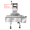 automatic check weigher one line.