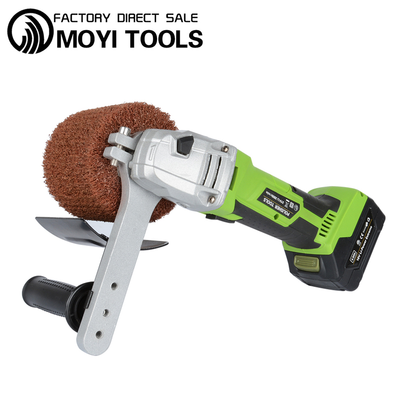Polishing Machine Brushless Motor Portable Sander Stainless Steel Polisher