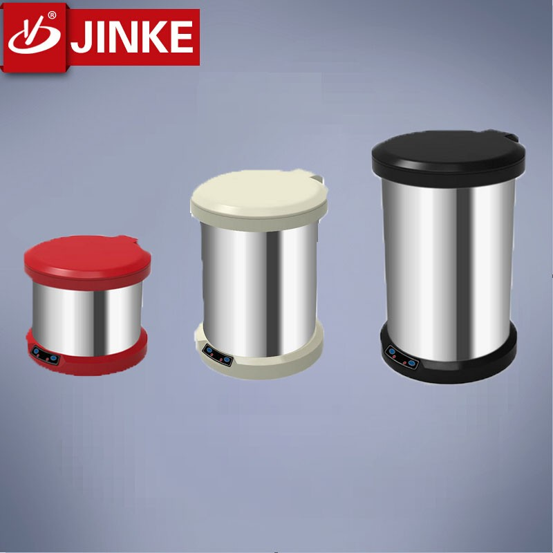 Different Color Bedroom Innovative Trash Cans Electronic Waste Bins