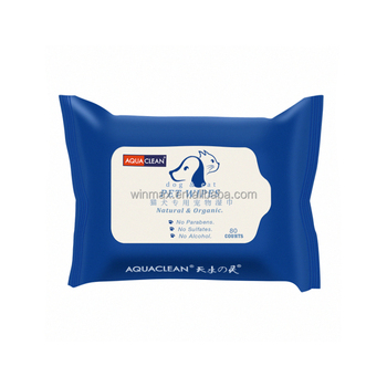 Wholesale Pet Cleaning Wipes Supply Pet Dog/Cat/Pig Care Pet wipes