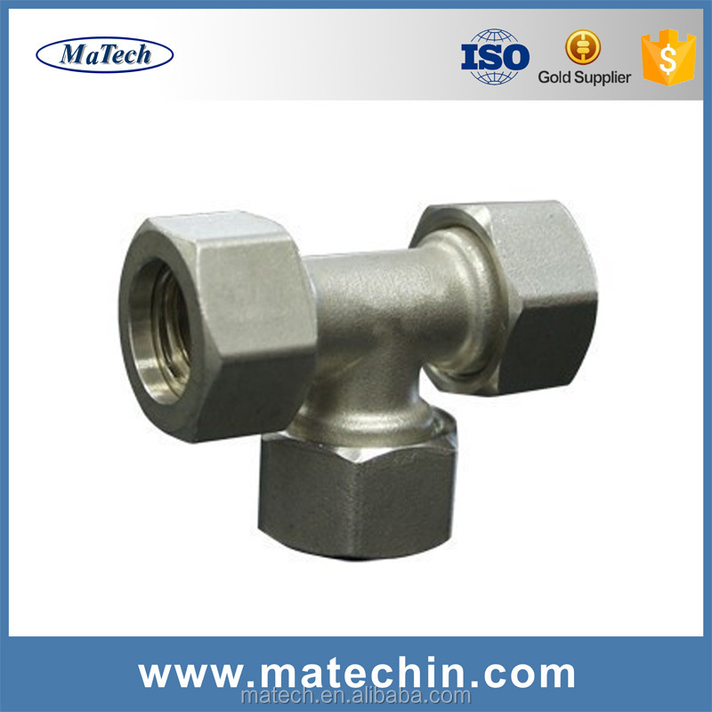 Machining Stainless Steel Hydraulic Quick Release Coupling