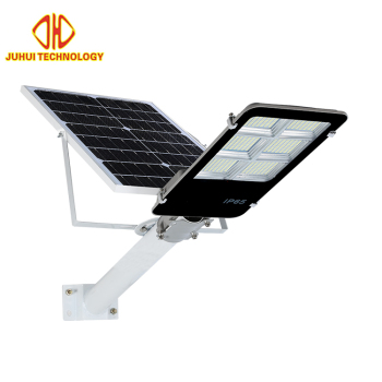 Long lifespan waterproof outdoor smd waterproof aluminum ip65 100w 150w solar led street light