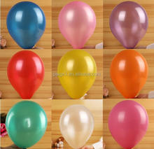 Partigos Wholesale 10inch 1.5g Helium Latex Round Balloons Thick Pearl Balloons For Wedding Party Decorations