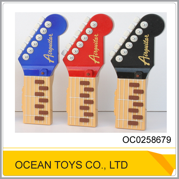 Mini baby musical plastic toy guitar for kid OC0258679
