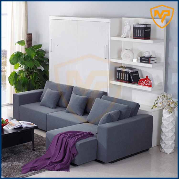 Sofa Wall Bed Mechanism Murphy Bed With Sofa - Buy Sofa Wall Bed,Wall Bed  With Desk,Folding Sofa Wall Bed Product On Alibaba