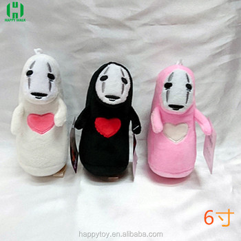Spirited Away No Face Ghost Cartoon Character Plush Toys Buy