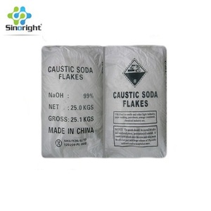 CAS NO 1310-73-2 White flake or pearl 99% caustic soda with low price