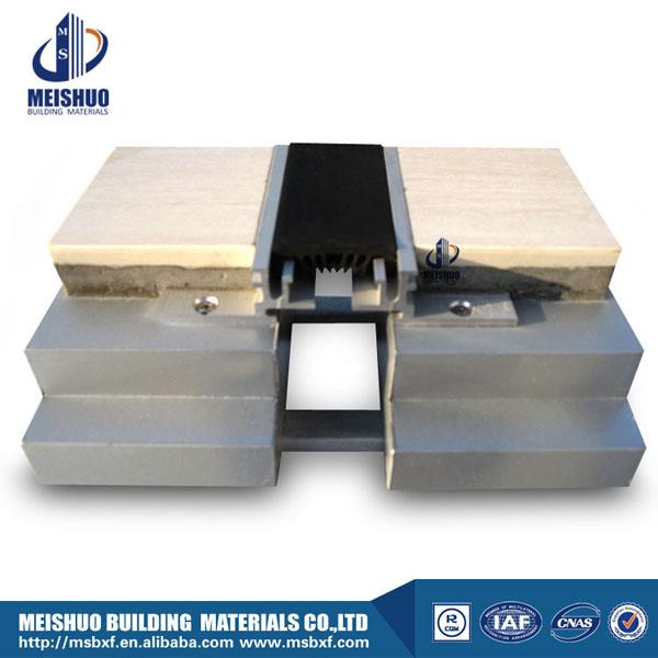 Hard Wearing Vinyl Floor Covering: Concrete Aluminum Base Flexible Rubber Cover Vinyl Floor
