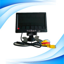 TFT LED Color monitor 7 inch LCD CCTV Monitor for Car PC DVR