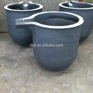 Factory price copper melting graphite crucibles for sale