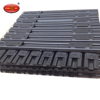 Sales Hot Railway Steel Sleeper Used For Railroad Tracks