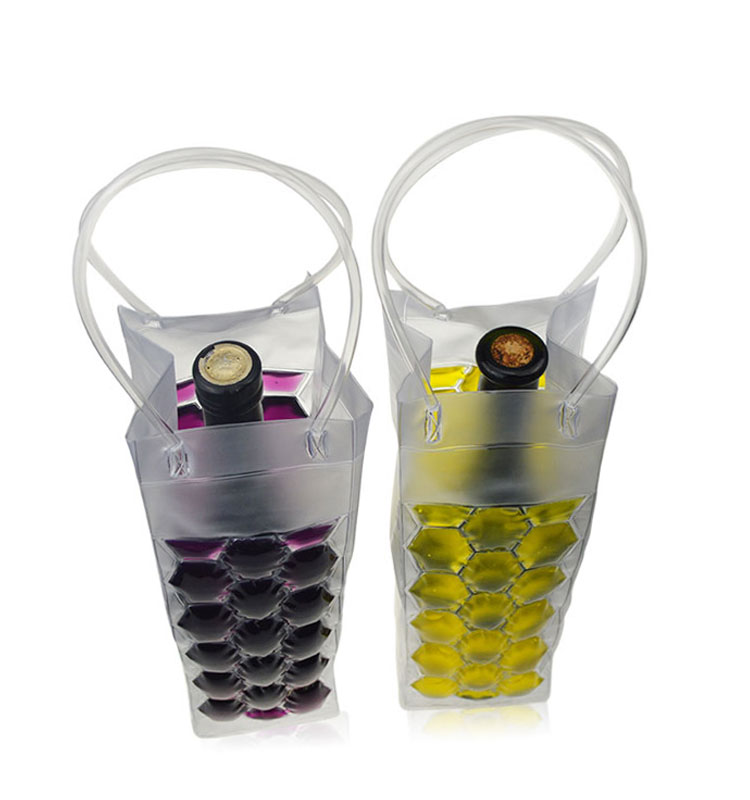 Plastik Promosyon Jel Soğutucuları Vinil Buz Soğutucuları Paketi