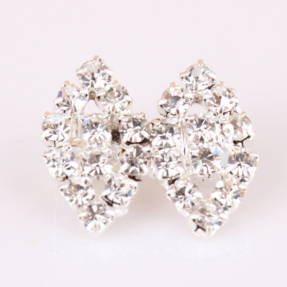 Decorative Garment Dress Accessories trendy fashion ladies broches Wedding Bridal Luxury Rhinestone Brooch Pin xz-0004