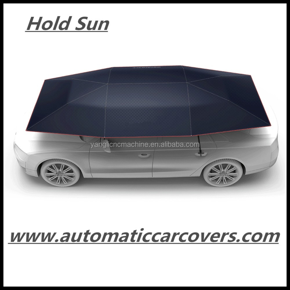 Semi-Auto Car Sunshade Umbrella to Protect Against the <strong>Sun</strong>