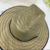 Custom chinese plain cheap 58-60cm lifeguard women/men  panama hat paper straw hat