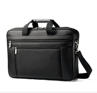 high quality fashion waterproof shoulder sleeve nylon laptop bag