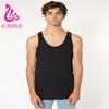 Cotton Big Size Summer men Sport gym clothing Tank Tops Black White Gray Singlets Sleeveless fitness men vest Bodybuilding shirt