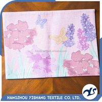 Popular good quality butterfly dining table mat