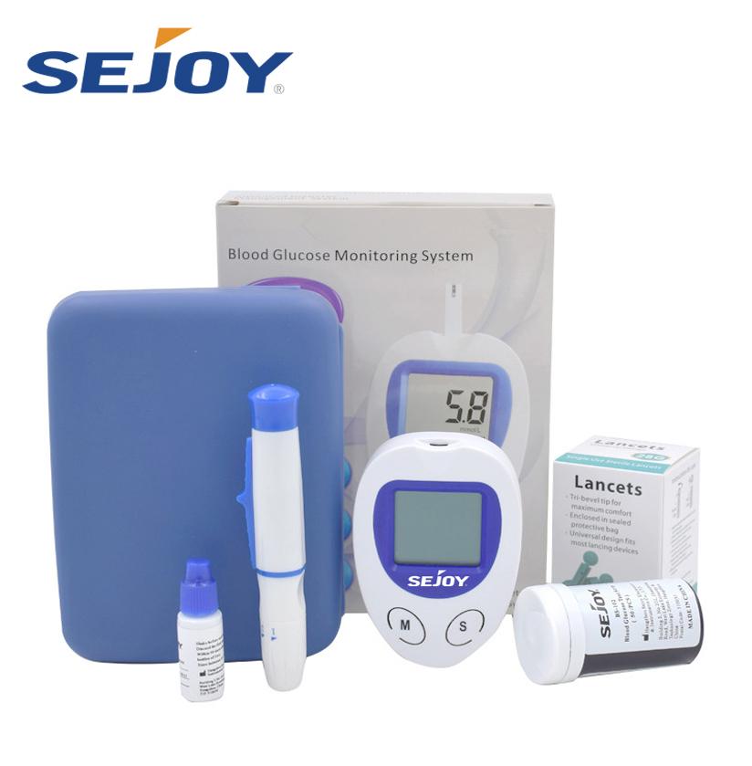 Free Blood Glucose Meter >> Popular Type No Coding Bg101 10pcs Test Strips Free Blood Glucose