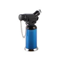 Wholesale refillable gas butane custom torch lighter