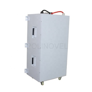 Polinovel ES Ion 48v Pack 200ah Lifepo4 Li 10kwh Lithium Battery