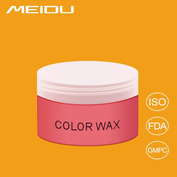 Wax Hair Color