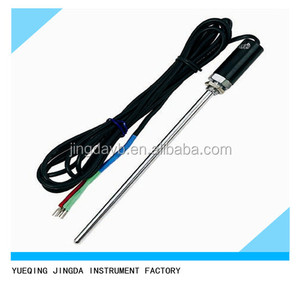 pt100 cu50 type thermocouple wzc187 probe RTD temperature sensor