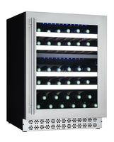 Popular grace VINICOLE wine cooler shop shelves VI46D