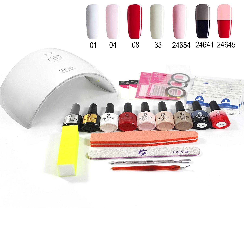 Cheap Nail Polish Gel Kit, find Nail Polish Gel Kit deals on line at ...