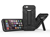 2 in 1 hybrid armor case for iPhone 6 6s with stand case for iphone6 6s card cover