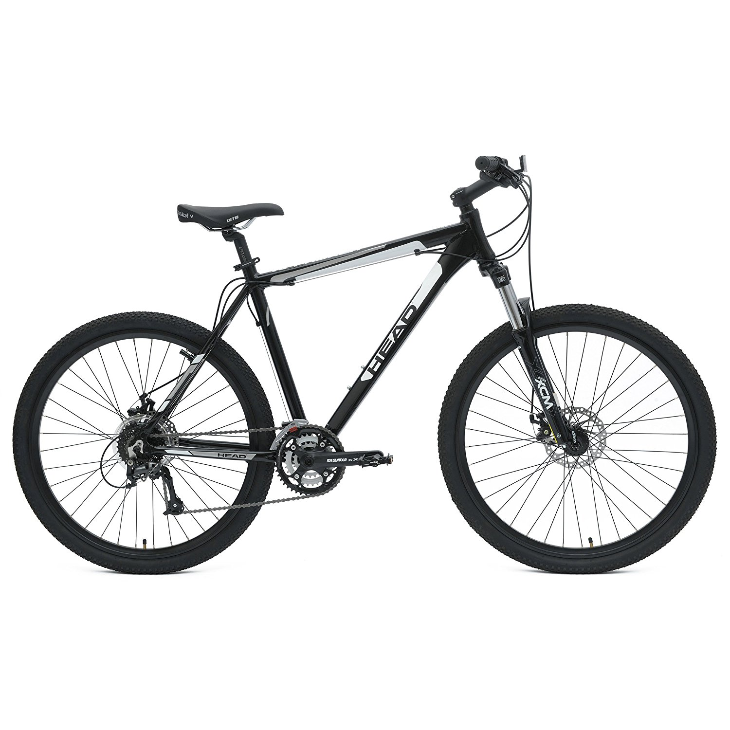 Head NX Series Hardtail Mountain Bike, 29 or 27.5 inch Wheels