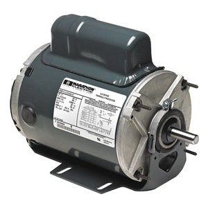 get quotations � marathon electric / regal beloit - 5kcr49pn0492s - 3/4 hp  poultry fan motor,
