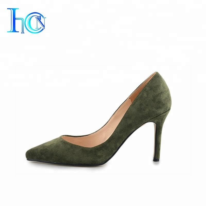 Quality High Heels Shoes Wear Pumps Party High Suede adgzwqaC