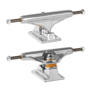 Independent Standard Silver Skateboard Trucks, Foxen long board factory direct best price high quality skate board trucks