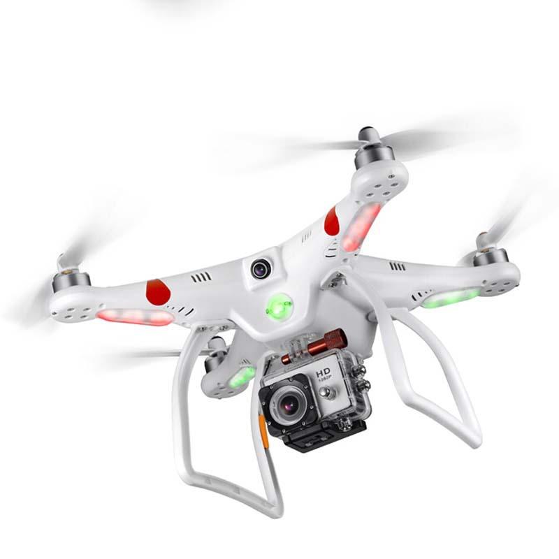 QW Drone With Camera FPV Gimbal RC Plane Aerial Filming Gopro Quadcopter PK Dji Phantom 2 QAV250 Toys FAST Shipping Newest Remote Control Shop