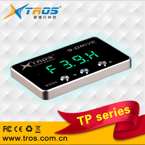 TP-719L auto pedalbox sprint booster electronic throttle controller potent booster for RENAULT CLIO ESPACE LAGUNA TRAFIC